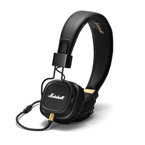 Fone Marshall Black Major Ii Bluetooth S/ Caixa