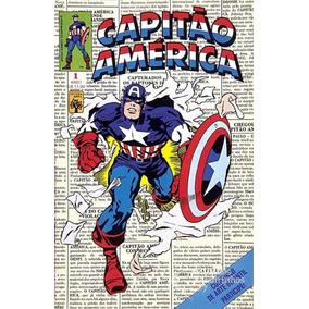 Capitão América Abril 1 Ao 4 (ótimo Estado)