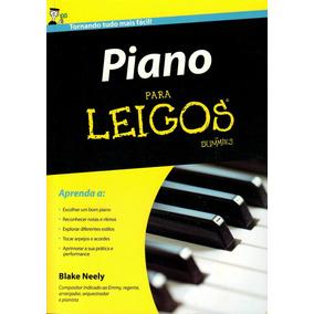 Piano Para Leigos + Cd