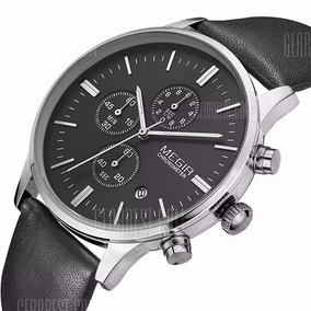 6a672f736e7 Relogio Megir 3206 - Relógio Masculino no Mercado Livre Brasil