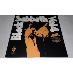 Lp Black Sabbath Vol 4 Vinil Lacrado Importado Usa