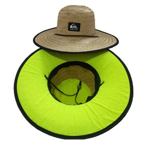 Chapéu De Palha Rip Curl - Chapéus para Masculino Amarelo no Mercado ... b70bc267887