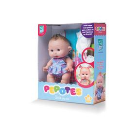Boneca Pepotes Xixi - Super Toys 303