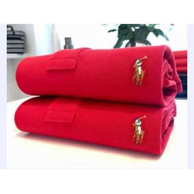 Camisa Tipo Polo Ralph Lauren Multicolor Custom Fit