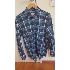 5e239cfa21 Camisa Polo Ralph Lauren Hombre Xl Azul Francia Manga Larga ...