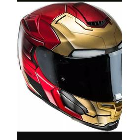 Capacete Iron Man Edicao Limitada