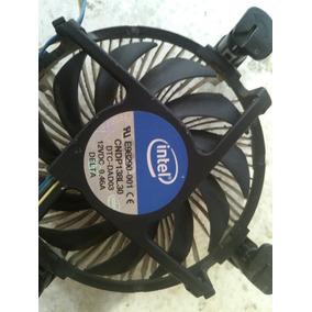 Fan Cooler Para Procesador I3