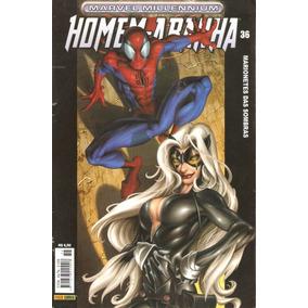 Revista Hq - Marvel Millennium # 36 - Homem Aranha