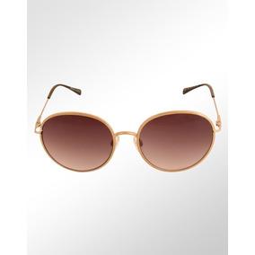 1d0e9089d96c6 Óculos De Sol Ana Hickmann Ah 3091 Dourado - Óculos De Sol no ...
