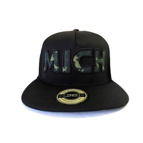 Gorra Jc Hats & Clothing, Logo Michoacan Camuflaje, Snapback