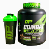 Combat 100% Whey Muscle Pharm Mp 1,8kg Todos Sabores