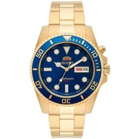 b8bcea24540 Relogio Mecanico Automatico Dourado Bvlgari Masculino - Relógios De ...