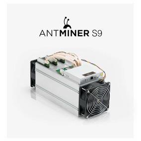 Minador S9 Antminer 13 Th + Fuente De Poder