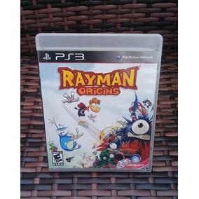 Jogo Rayman Origins Ps3 Disco Físico Usado Seminovo Cd Play3