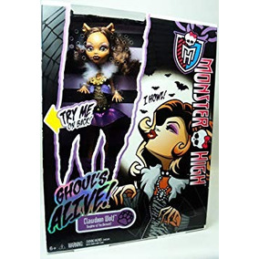 bac9674ef06d Monster High Muñeca Loba Clawdeen Wolf en Mercado Libre México