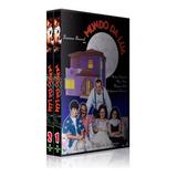 Seriado Mundo Da Lua Coleção Completa 10 Dvds Pronta Entrega