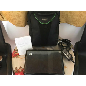 Mini Laptop Hp 110 - Como Nueva Bolso Cargador Y Factura