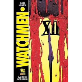Watchmen Ed. Definitiva Panini Raridade!
