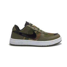 Tenis Nike Air Force One Just Do It