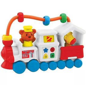 Brinquedo De Atividades - Trenzinho Musical - Dican