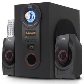 Caixa De Som Bluetooth Portatil 2.1 Knup Usb Radio Fm Sd Mp3
