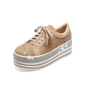 Exclusivos Tenis Sneakers Plataforma Dama 24 Al 28 Mx