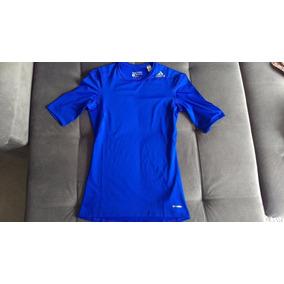 Camiseta Adidas Techfit Entry Camisetas - Camisetas e Blusas no ... f7e60acd49818