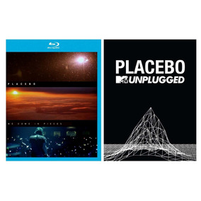 Blu-ray + Dvd Placebo We Come + Unplugged Lacrado Frete Grat