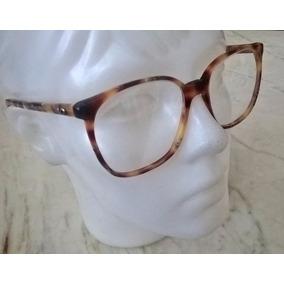 Armação Oculos Wrap Around Van Dort Vintage Padrão Tartaruga c1b70b32f2
