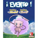 Mew / Evento Poké Ball Plus - Pokémon Let