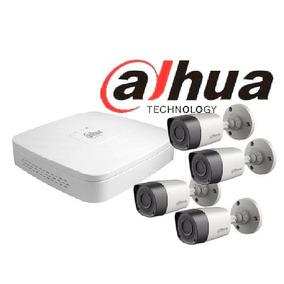 Kit Seguridad Dahua 4 Camaras + Hd 1 Tb