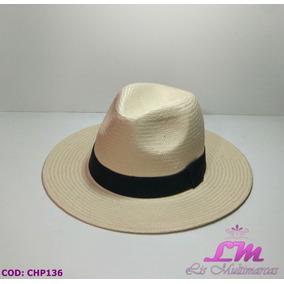 60d50c465bfc6 Chapeu Panama Aba Grande - Chapéus no Mercado Livre Brasil
