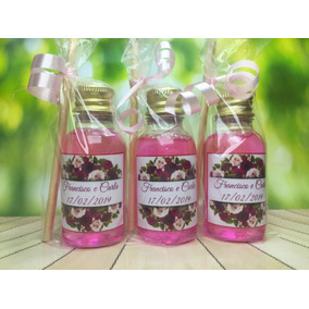 50 Mini Aromatizantes Lembrancinhas Chá De Bebê Casamento