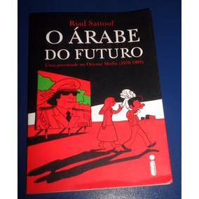 Graphic Novel O Árabe Do Futuro Nº 1