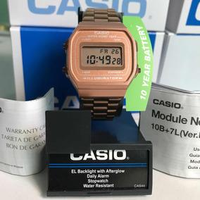 Reloj Casio A168 Rosa Vintage Retro Original