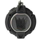 Transformersbluetooth V42 Speaker Led Decepticon Symbol Proj