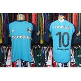 388cf4739c Camisa Gremio Kappa Celeste no Mercado Livre Brasil