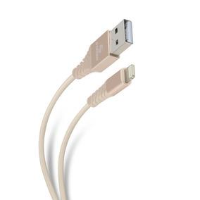 Cable Usb A Lightning De 1 M, Reforzado | Pod-411cdo