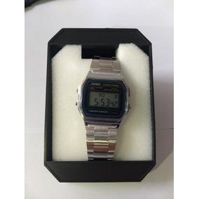 29394ed7d22 Relogio Casio Vintage Prata Classico Unissex - Relógios De Pulso no ...