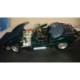 Miniatura Jaguar Xk-ss 1956 Steve Mcqueen Auto Art