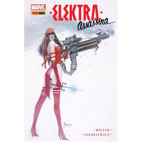 Hq Elektra Assassina Frank Miller Panini