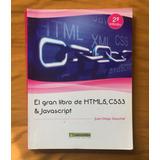 El Gran Libro De Html5, Css3 & Javascript