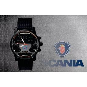f20c3899407 Scania Relogio De Pulso Comemorativo Personalizado - Relógios De ...