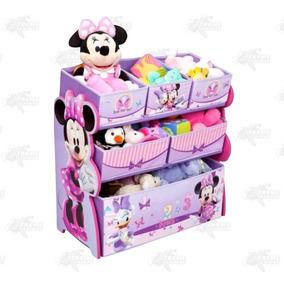 Organizador Juguetes Delta Children Disney Minnie Mouse Xtrm