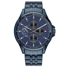 Relógio Tommy Hilfiger Masculino Aço Azul - 1791618