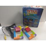 Arcade Tetris Controles Tv 5 Juegos En Uno