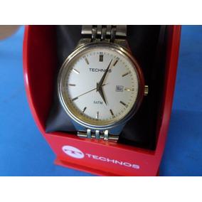 aed56cb081c Relogio Technos Banhado Ouro - Relógios no Mercado Livre Brasil