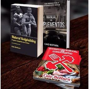 Caio Bottura Dieta Flexível 9 Livros Originais+ Brindes Tops