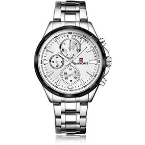 698fa1d8239 Fino Reloj Pulsera De Plata Japan Quartz - Relojes Pulsera en ...