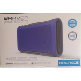 Corneta Altavoz Speaker Bluetooth Marca Braven